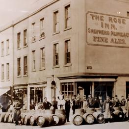 Rose Inn Herne Bay Many Moons Ago!