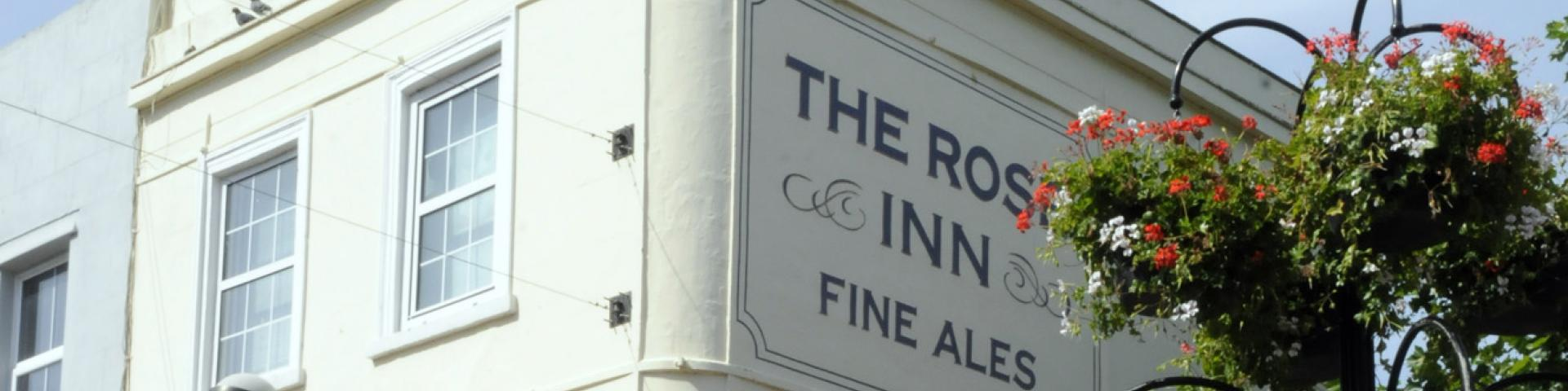 Contact the Rose Inn Herne Bay